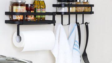 厨房五金的种类很多,你知道厨房挂件如何清洁吗?