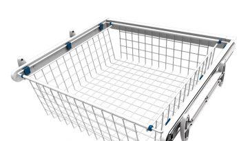 橱柜拉篮品牌科普丨几种性价比高的厨房拉篮巧收纳