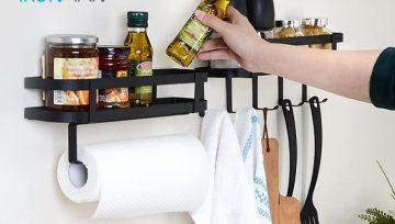 清洁技巧|厨房五金挂件应该如何养护和清洁?