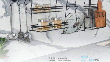 钢铁侠收纳,教你如何在有限的厨房整理东西