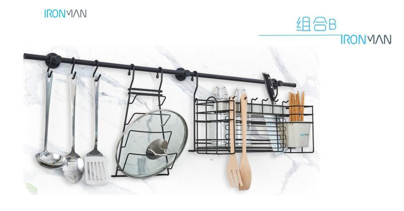 厨房收纳绝招,可分为三大部分,轻松打造干净厨房