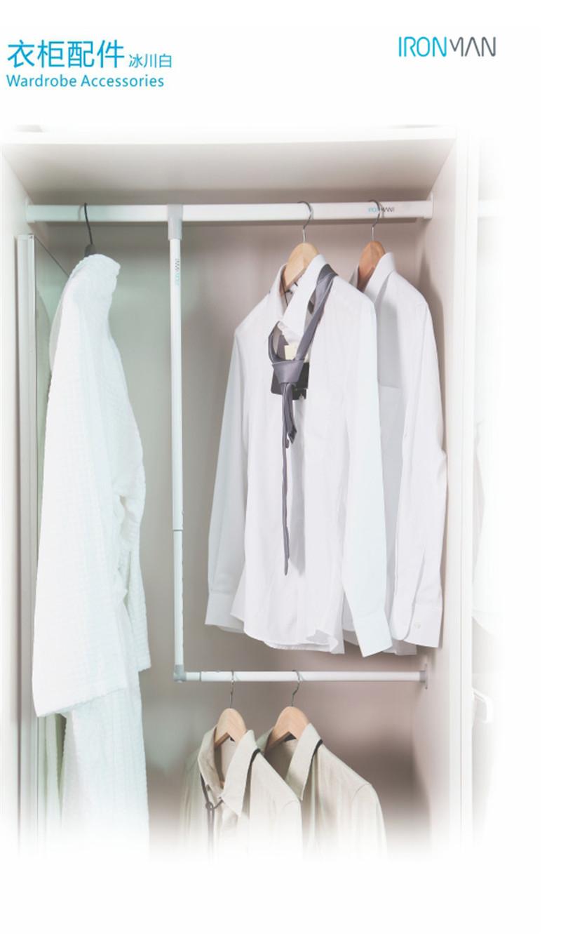 合理整理收纳衣柜,还会嫌弃衣柜太小?